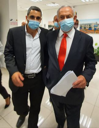 הממונה על הבריאות: ביקור ראש הממשלה בעיר רק יחסי ציבור.