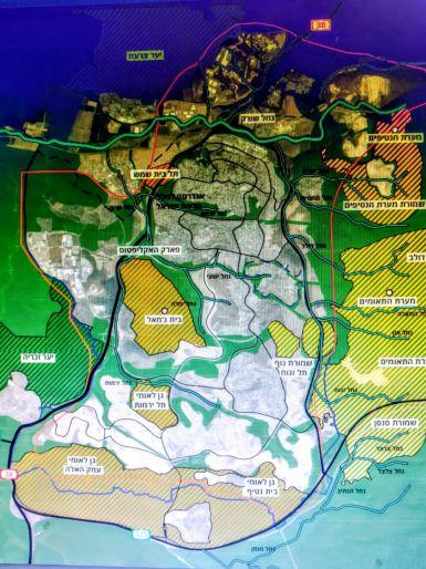 מפת עיר העתיד