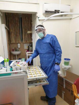 עדכון חולי קורונה להיום - 226 חולים