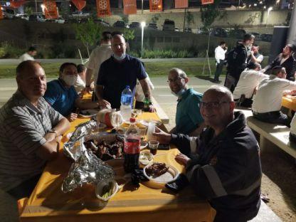ערב גיבוש לאנשי איחוד והצלה