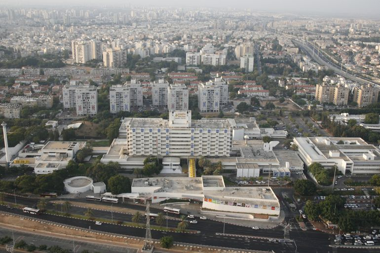 צילום: דף הפייסבוק של בית החולים