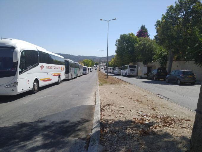 אוטובוסי היסעים