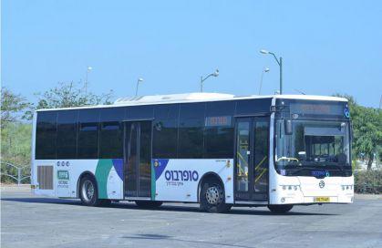"""חברות """"תנופה"""" ו-""""נתיב אקספרס"""" זכו במכרזים להפעלת התחבורה הציבורית בפרוזדור ירושלים ובית שמש"""