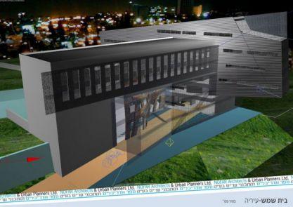 בניית בית העירייה תקועה בשל 'בעיות פוליטיות'
