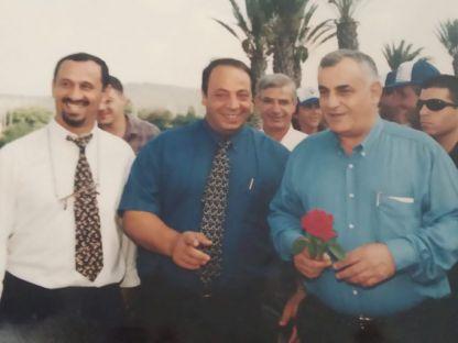 פעיל הציבור ואיש העסקים אלברט אוחיון נפטר לבית עולמו