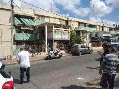 פגישה חשובה בין העירייה ונציגי הדיירים להקדמת היתר בניה