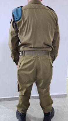 """חייל צה""""ל הותקף באבנים בצומת הרחובות חזון איש-רש""""י"""