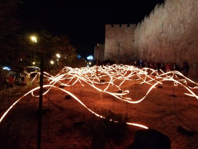 ירושלים פסטיבל האור
