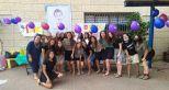 תלמידות אמית נגה ארגנו בוקר הפוגה לתלמידות אשקלון