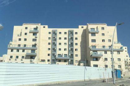 ירידה קלה במכירת דירות חדשות בבית שמש
