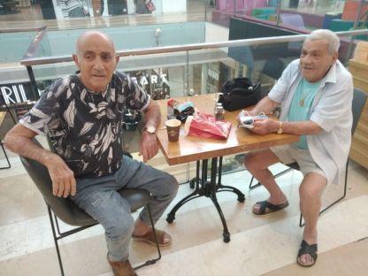 נטליו חיון הלך לבית עולמו והוא בן 82, יהי זכרו ברוך
