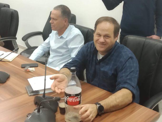 מיקי ואיתמר, ראשי הוועדה
