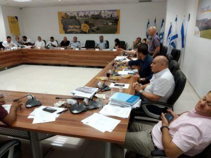 ראש העיר התחמקה מכינוס ישיבה שלא מן המניין בטענת קורונה