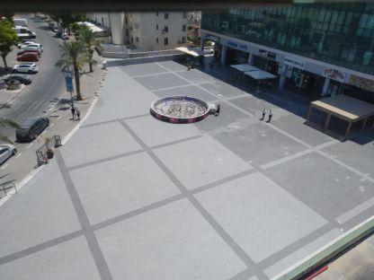 להפוך את כיכר נעימי לאטרקציה עירונית