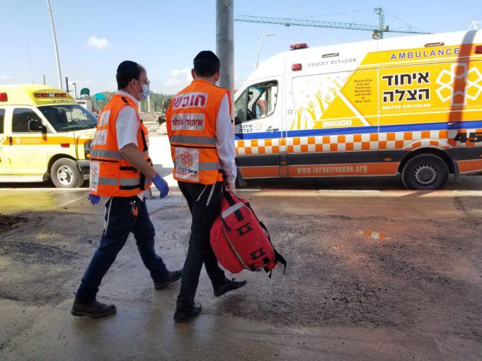 איחוד והצלה בדרך לעוד משימת הצלה