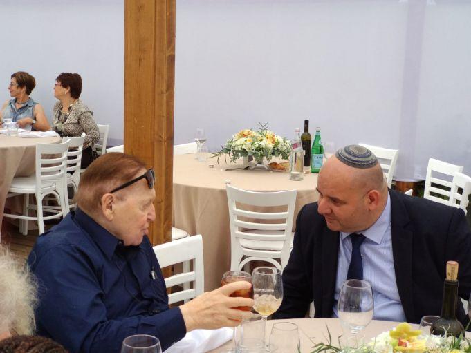 אורן אביטן עם אדלסון