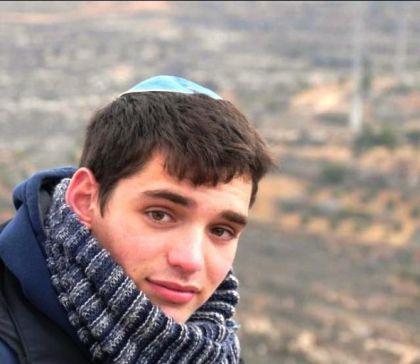 """אות המתנדב ע""""ש אלעד ריבן ז""""ל מוענק לדוד גולדמן"""