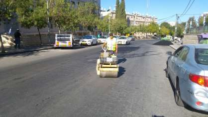 עזרה ראשונה לכבישי העיר