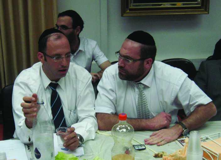 משה מונטג גם בבית משפט השלום בירושלים