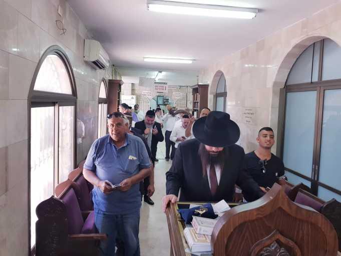 סגירת מקוואות על הפרק בצמצום שירותי הדת בעיר