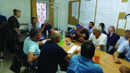 """""""פעילים מרכזיים בסניף הליכודמתארגנים להעמיד בבחירות מועמד מטעמם לראשות העיר."""