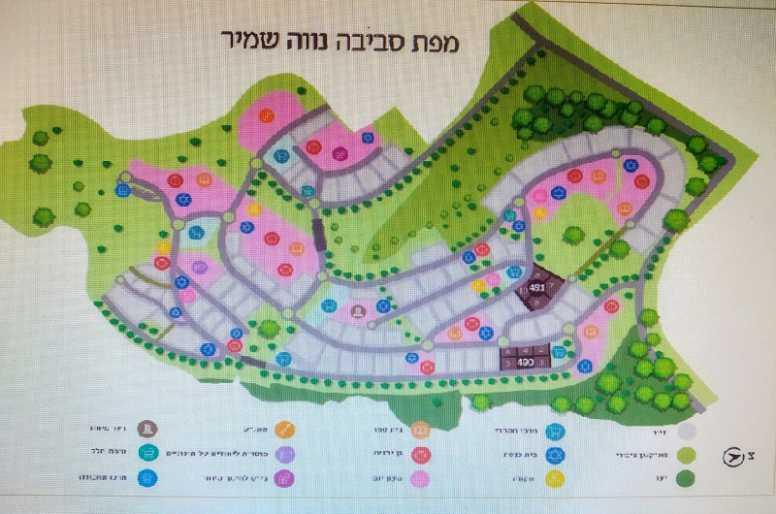 שיטרית בתגובה למפת בתי הכנסת: נווה שמיר שכונה עם צביון כללי