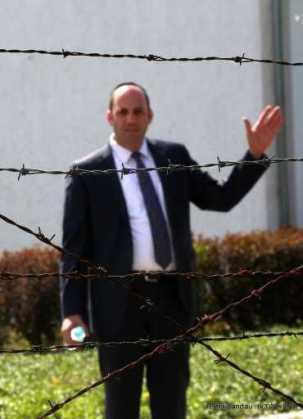 איפה שמואל גרינברג, סגן ראש העיר?