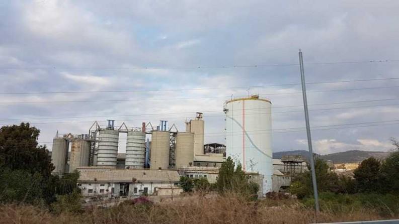 מפעל המלט בהר טוב