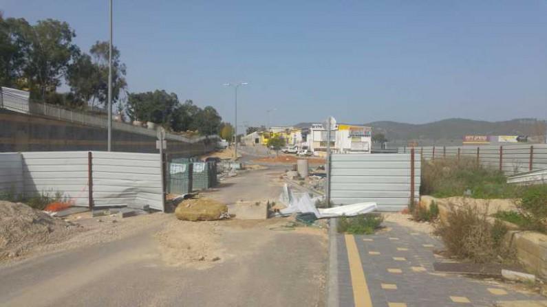"""כביש החיד""""א סגור כי התושבים דורשים במפרים"""