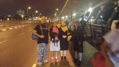 זלזול בנוסעי הרכבת לבית שמש: חיפשו באופן עצמוני דרכים להגיע הביתה