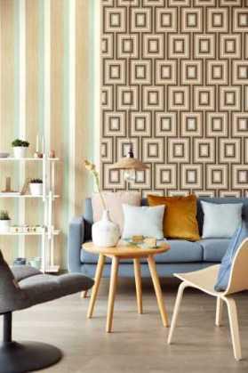 תשים פס: קולקציית חיפויי הקיר שמחזירה את הפסים לאופנה ובגדול