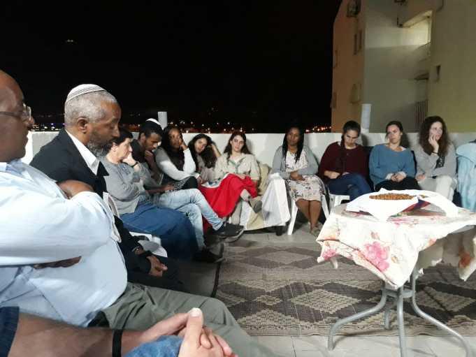 יום הזיכרון ליהודי אתיופיה שנספו בדרכם לישראל
