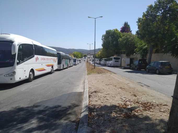 אוטובוסים באשכול