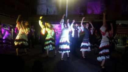ניסיון להחזיר את להקת הריקוד הייצוגית של בית שמש