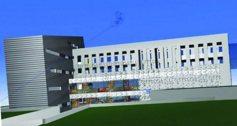 תכנון בית העירייה בידי נופר אדריכלים לא יצא אל הפועל