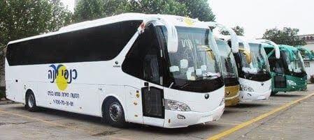 לא מספיק צי אוטובוסים נאים