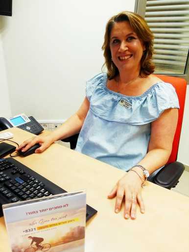 הודות להתכתבות במייל האישי עם עובדת הביטוח הלאומי ברמלה: אושרה מיד תביעתו של אדם קטוע אצבעות