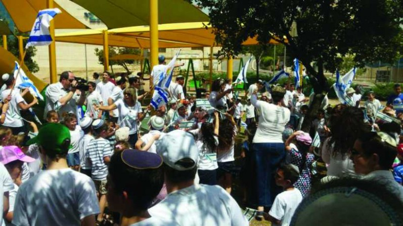 יום ירושלים ארכיון
