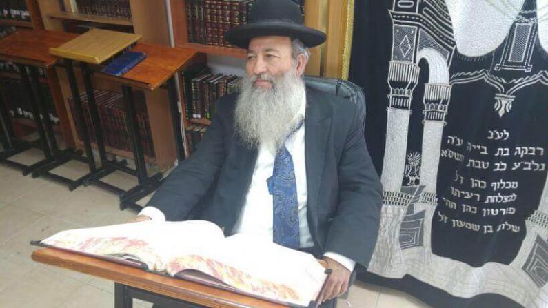 """הרב מרדכי מלכה: """"מרא דאתרא זה תפקיד בו צריך לתת מענה לכל יהודי וראש יהודי"""""""