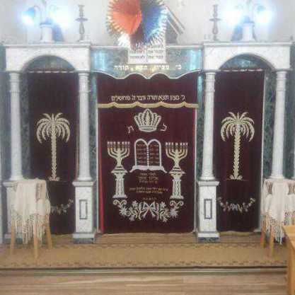 בית הכנסת אהבה ואחווה סגר שעריו