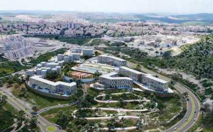 משרד הבינוי והשיכון יפרסם מכרזים להקמת פארק תעסוקה וקניון ראשון במרכז העיר בית שמש
