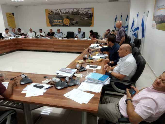 ישיבת הנהלת מועצת העיר למחר בוטלה